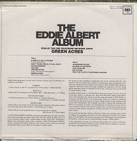 Eddie Albert - The Eddie Albert Album