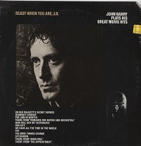 John Barry - Ready When You Are,J.B.