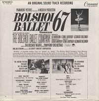 Original Soundtrack - Bolshoi Ballet 67