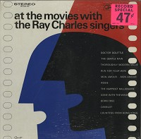 The Ray Charles Singers - At The Movies With The Ray Charles Singers