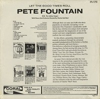 Pete Fountain - Let The Good Times Roll