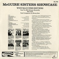 The McGuire Sisters - McGuire Sisters Showcase