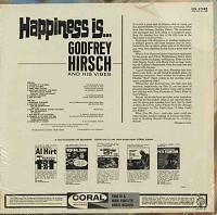 Godfrey Hirsch - Happiness Is?