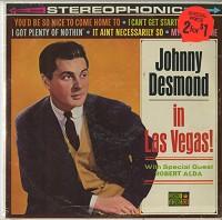 Johnny Desmond - Johnny Desmond In Las Vegas!