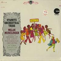 Svihlikova, Munclinger - Stamitz Orchestral Trios