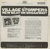 The Village Stompers - It's Music To Me