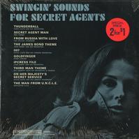Various Artists - Swingin' Sounds For Secret Agents