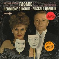 Hermione Gingold, Russell Oberlin - Walton, Sitwell: Facade