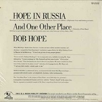 Bob Hope - Hope In Russia