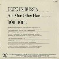 Bob Hope - Hope In Russia
