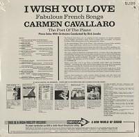 Carmen Cavallaro - I Wish You Love