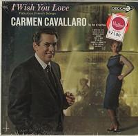 Carmen Cavallaro - I Wish You Love -  Sealed Out-of-Print Vinyl Record