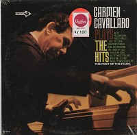 Carmen Cavallaro - Carmen Caavallaro Plays The Hits -  Sealed Out-of-Print Vinyl Record