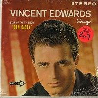 Vincent Edwards - Vincent Edwards Sings