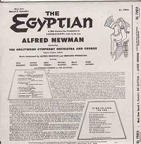 Original Soundtrack - The Egyptian