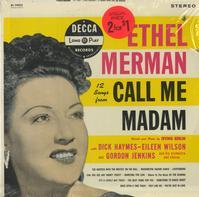 Ethel Merman - Call Me Madam