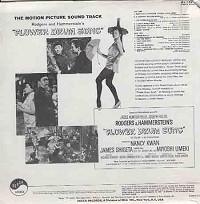 Original Soundtrack - Flower Drum Song