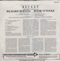 Original Soundtrack - Becket