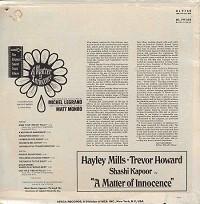 Original Soundtrack - A Matter Of Innocence