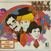 The Marx Bros. - The Original Voice Tracks From Their Greatest Movies