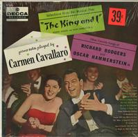 Carmen Cavallaro - Selections from The King and I etc.