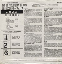 Various Artists - Jazz Of The Fifties