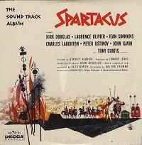 Original Soundtrack - Spartacus