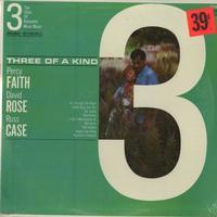 Percy Faith, David Rose, Russ Case - Three Of A Kind