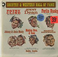 Various Artists - Country & Western Hall Of Fame