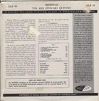 The Rex Stewart Quintet - Redhead