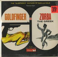 Dan & Dale - Goldfinger and Zorba The Greek