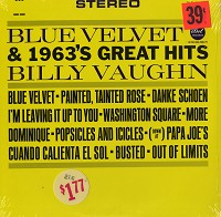 Billy Vaughan - Blue Velvet & 1963's Greatest Hits