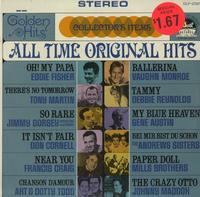 Various Artists - Golden Hits - All Time Original Hits