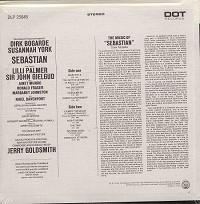 Original Soundtrack - Sebastian
