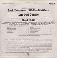 Original Soundtrack - The Odd Couple