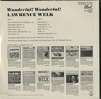 Lawrence Welk - Wonderful! Wonderful!