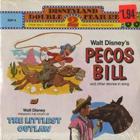 Walt Disney - Pecos Bill - The Littlest Outlaw