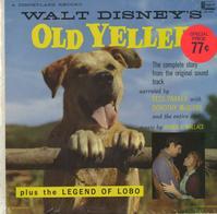 Walt Disney - Old Yeller - The Legend of Lobo