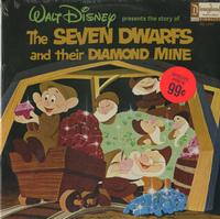Walt Disney - The Story of The Seven Dwarfs and Their Diamond Mine