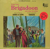 Camarata and His Symphony Orchestra - Songs from Brigadoon and Other Favorites