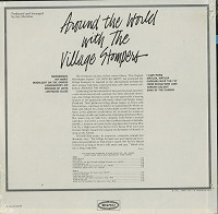 The Village Stompers - Around The World With The Village Stompers