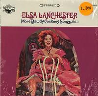 Elsa Lanchester - More Bawdy Cockney Songs, Vol II