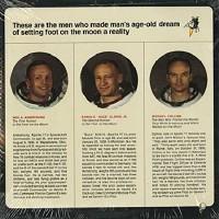 Roy Neal, NBC News - Man On The Moon