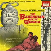 Original Soundtrack - The Barbarian and The Geisha -  Sealed Out-of-Print Vinyl Record