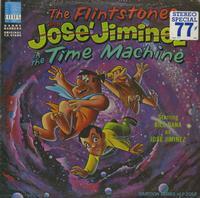 Hanna-Barbera - The Flintstones and Jose Jiminez in The Time Machine