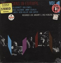 Various Artists - Americans In Europe Vol.1