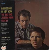 The Rolf and Joachim Kuhn Quartet - Impressions Of New York