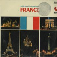 Rene Leclair and His Orchestra - A Musical Souvenir Of France