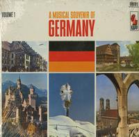 The Rhineland Chorus and Orchestra - A Musical Souvenir Of Germany Vol. 1