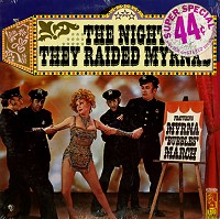 Myrna 'Bubbles' March - The Night They Raided Myrna's -  Sealed Out-of-Print Vinyl Record